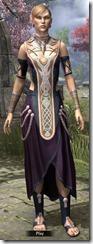 Treethane Ceremonial Dress Dyed