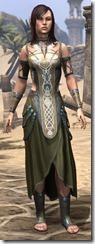 Treethane Ceremonial Dress - Female Front