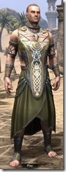 Treethane Ceremonial Dress - Male Front