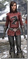Alliance Rider Outfit EP - Female Close Front