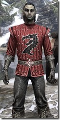Alliance Rider Outfit EP - Male Close Front
