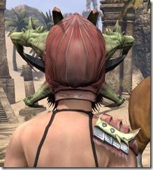 Chokethorn - Female Back