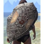 Dark Brotherhood Maple Shield