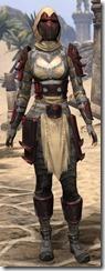 Grim Harlequin Rubedote - Female Front