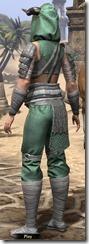 Minotaur Homespun Shirt - Female Back