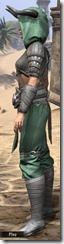 Minotaur Homespun Shirt - Female Side