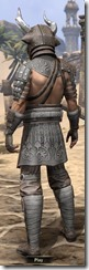 Minotaur Rawhide - Male Back
