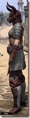 Minotaur Rubedo Leather - Female Side