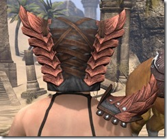 Sellistrix - Female Back