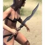 Skinchanger Iron Dagger
