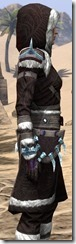 Stahlrim Frostcaster Robe - Female Close Side