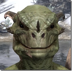 Double Sinus Spikes Argonian