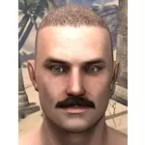 Modest Manly Mustache