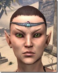 Scarab Circlet Female