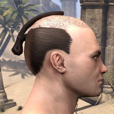 Eso Fashion Shaved Warrior Topknot Elder Scrolls Online