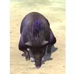 Purple Daggerback