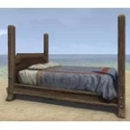 Breton Bed, Four-poster