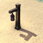 Breton Lightpost, Arched