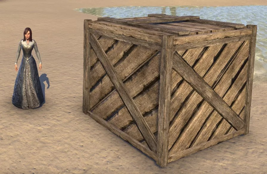 Eso Fashion Common Cargo Sealed Elder Scrolls Online