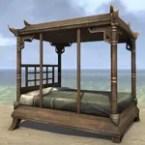 Dark Elf Bed, Canopy