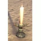 Dark Elf Candle, Claw Base