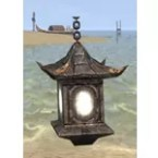 Dark Elf Lantern, Hanging
