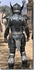 Ebony Iron - Male Close Back