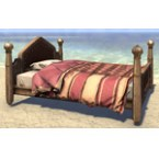 Redguard Bed, Full Arched