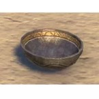 Argonian Bowl, Bordered