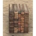 Book Row, Decorative