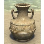 Breton Amphora, Glazed