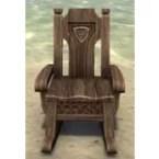 Breton Chair, Rocking