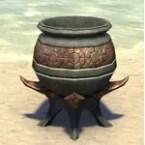 Dark Elf Pot, Banded