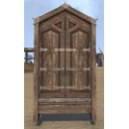 Orcish Armoire, Peaked