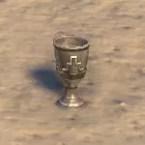 Redguard Goblet, Empty