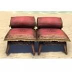 Redguard Sofa, Desert Flame