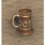 Breton Mug, Empty