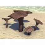Mushrooms, Poison Pax Cluster