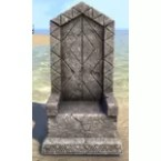 Orcish Throne, Engraved