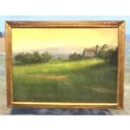 Painting of Pasture, Sturdy