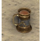 Redguard Mug, Full