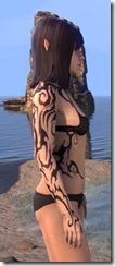 Wyrd Root Tattoos - Female Side