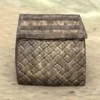 Argonian Box, Woven