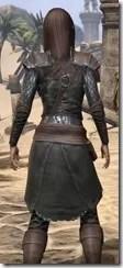 Austere Warden - Female Close Back