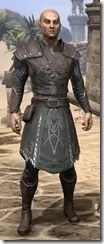Austere Warden - Male Front