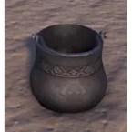 Dres Cauldron, Floral Banded