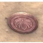 Redoran Plate, Floral