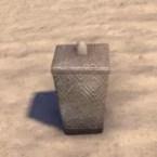 Redoran Urn, Imprinted Clay