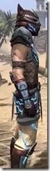 Dro-m'Athra Rubedo Leather - Male Close Side