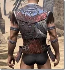 Falkreath Cuirass - Male Back